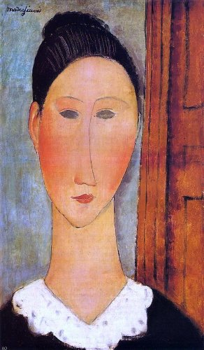 Amedeo Modigliani Head of a Girl - 18.05