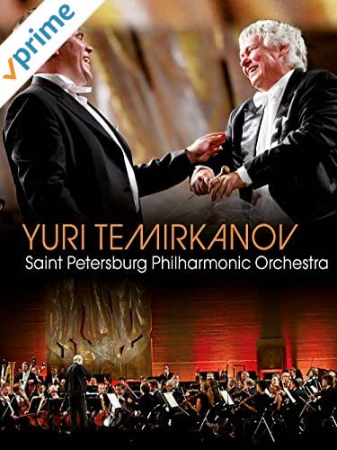 Yuri Temirkanov - Saint Petersburg Philharmonic Orchestra
