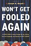 Won't Get Fooled Again, Joseph H. Boyett, 0814409318