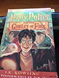 Harry Potter and the Goblet of Fire on Cassette (Harry Potter)