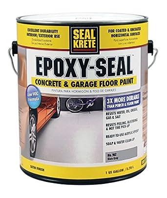 Amazon.com: Seal-Krete - Pintura para suelo de hormigón y ...