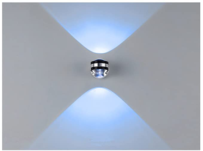 Applique da parete a parete interna con luce creativa da parete