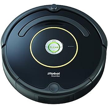 irobot roomba 630 vacuum cleaning robot robotic intelligent vacuums. Black Bedroom Furniture Sets. Home Design Ideas