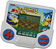 Tiger Electronics Sonic The Hedgehog 3 Electronic LCD Video Game, Retro-Inspired Edition, Handheld 1-Player Ga