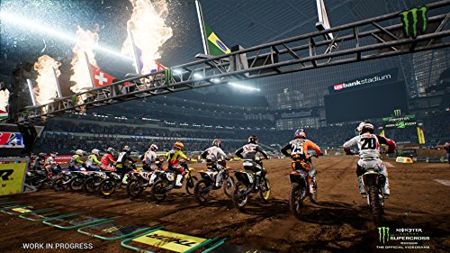 Monster Energy Supercross: The Official Videogame - Xbox One