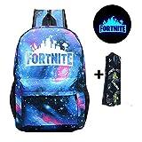 Fortnite Battle Royale School Bag Backpack Notebook Backpack Daily Backpack for Kids Boys Girls For Sale