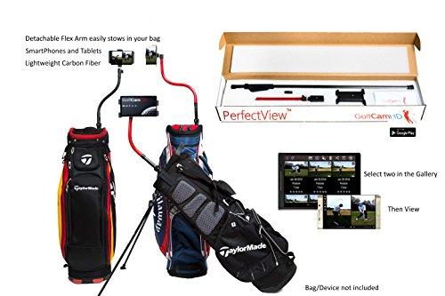 perfectview Bolsa de golf dispositivo de grabación de vídeo ...