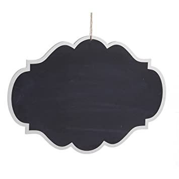 Decorative Hanging Chalkboard Sign