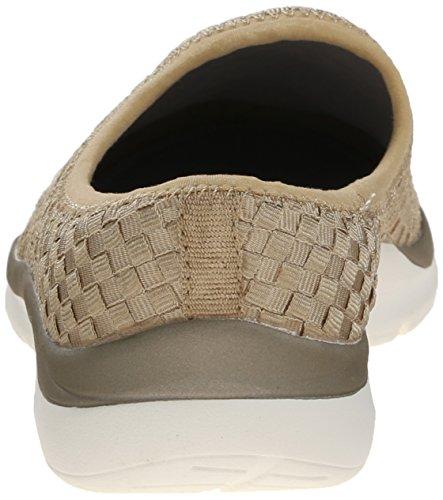 Zapato Para Caminar Quinby Para Mujer Easy Spirit, Dorado Claro