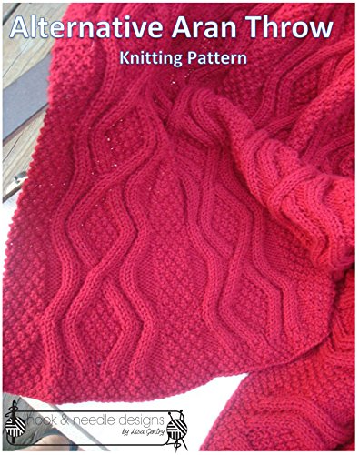 (Alternative Aran Throw: Knitting)