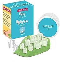 Respiradores de nariz antironquidos de silicona de grado médico, para dejar de roncar la solución de ayuda para el sueño Facilidad para respirar, simple, natural y eficaz (6 piezas)