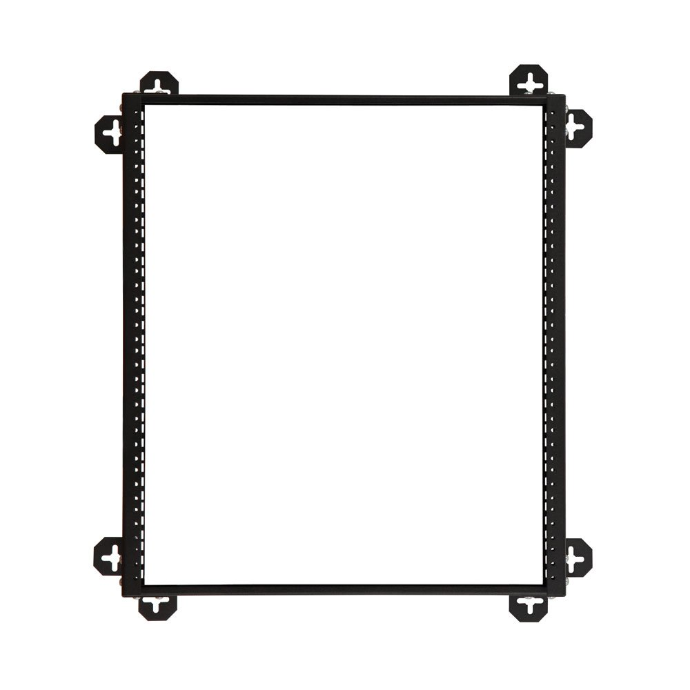 12U V-Line Wall Mount Rack - 18'' Depth by Kendall Howard (Image #3)
