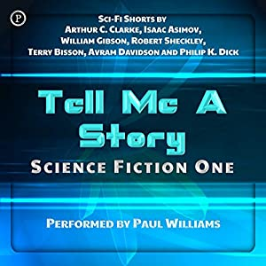 Tell Me a Story Audiobook