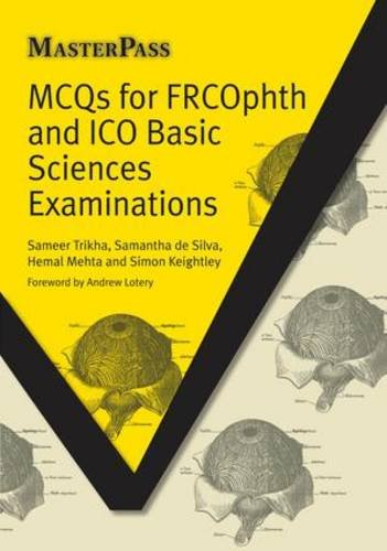 MCQs for FRCOphth and ICO Basic Sciences Examinations - Mcq Brand