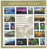 National Parks USPS Forever Stamps Sheet of 16 Postage Stamps 2016