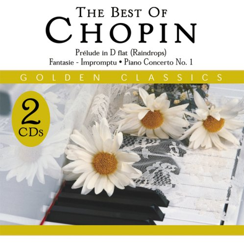 Clearance SALE Limited time The Best of Be super welcome Golden Chopin: Classics