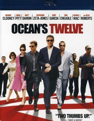 Ocean's Twelve (BD) [Blu-ray]