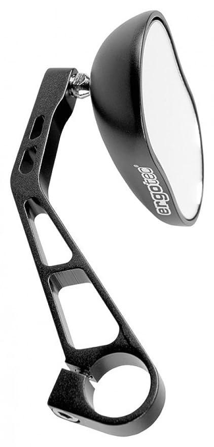 Ergotech M 88 - Espejo para bicicleta (aluminio, montaje a ...