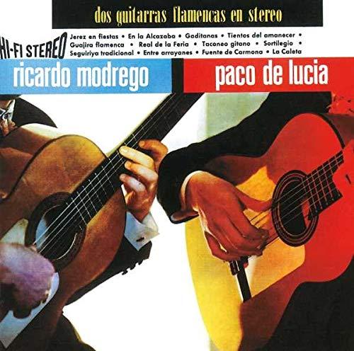 Dos Guitarras Flamencas En