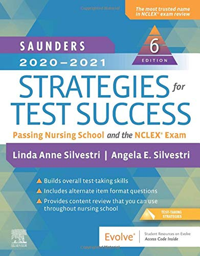 Saunders 2020-2021 Strategies for Test