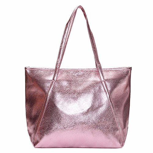 Women's Tote Handbags - OURBAG Large Fashion Designer Elegant Shoulder Bag Purses for Ladies -