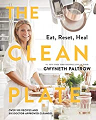 Delicious food can heal the body. Reset and rebalance with clean recipes that are flexible and easy for busy weeknight meals or lunches on the go, and healthy enough for more intensive, doctor-supported cleanses. Gwyneth Paltrow gets the powe...