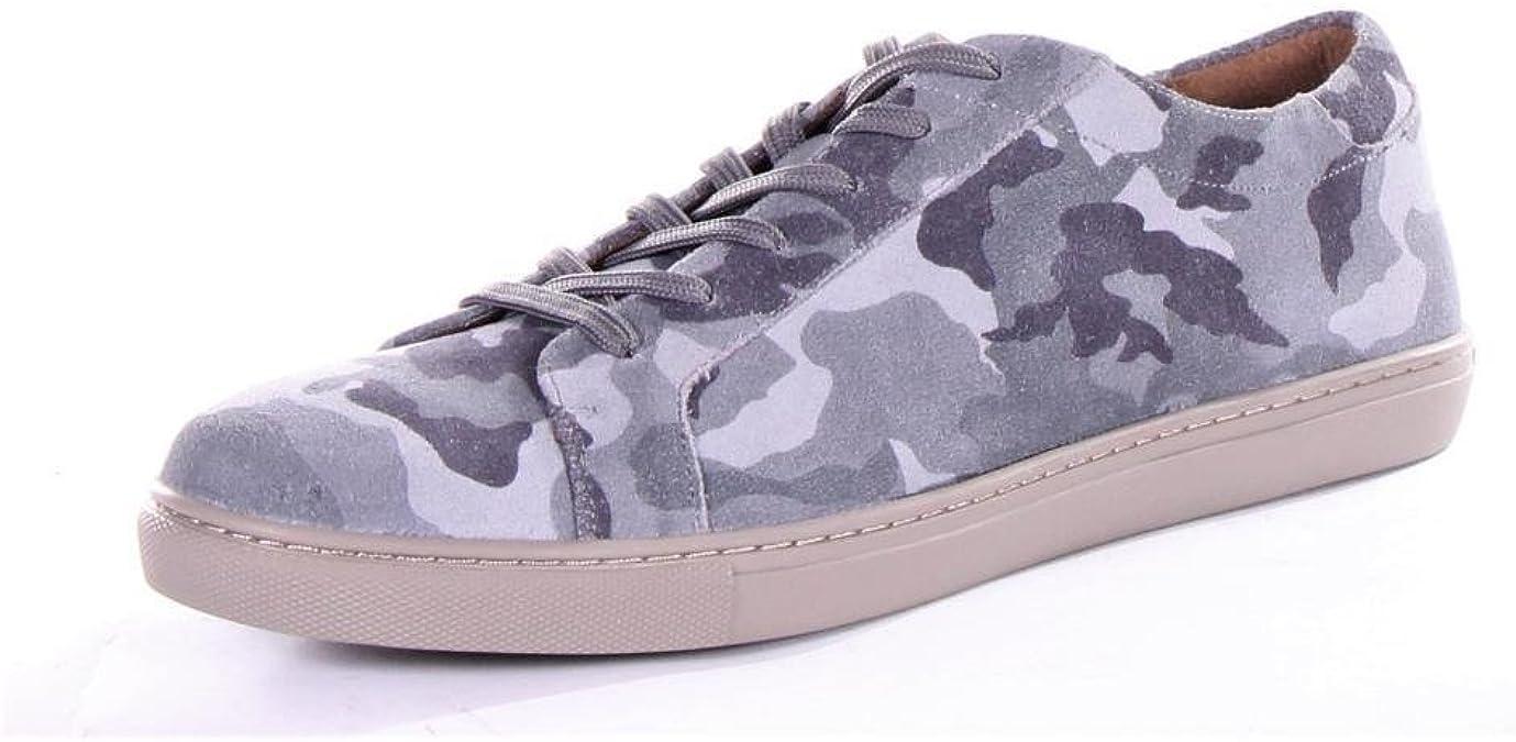 Kenneth Cole New York Mens Mens Kam Lite Suede Slip-On Sneaker