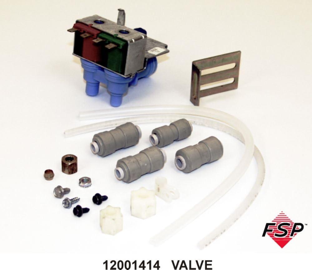Whirlpool Maytag Water Valve 56595-3 56595-1 56468-1 55474-1 52643-1 12001835