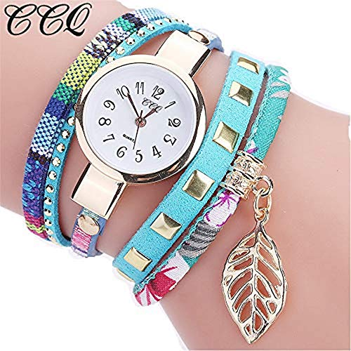 chengzhijianzhu_ Quartz Watches Ladies Beautiful Fashion Fashion Women Girls Analog Quartz Wristwatch Dress Bracelet Wrist Watch Watches for Teen Girls Men by chengzhijianzhu_ Quartz Watches (Image #1)