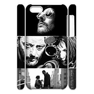 ANCASE The Professional Phone 3D Case For Iphone 5C [Pattern-2]