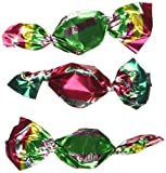 italian hard candy - Chipurnoi Glitterati Fruit & Berry Medley Miniature Hard Candies (SUGAR) 1lb