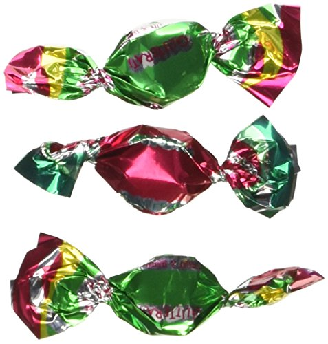 Chipurnoi Glitterati Fruit & Berry Medley Miniature Hard Candies (SUGAR) 1lb