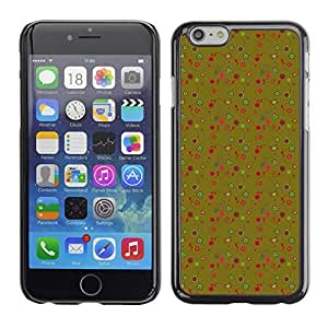 PatternViking PC Polycarbonate Aluminium Back Case Cover Apple Iphone 6 ( colorful butterfly ) by ruishername