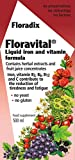 Floradix Floravital Liquid Iron Formula Mineral, 500 ml