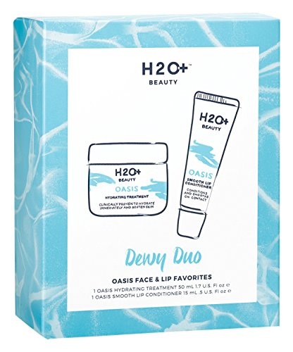 H2O Plus Dewy Duo Oasis Face & Lip Favorites, 2 Count (H2o Lip Oasis compare prices)