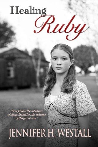 Healing Ruby Novel Jennifer Westall