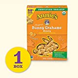 Annie's Organic Baked Bunny Grahams