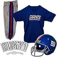NFL Boys Franklin Sports NFL Team Licensed Deluxe Youth Uniform Set