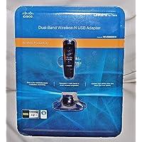 Wireless N USB Adapt Same As WUSB600N Clear Packaging