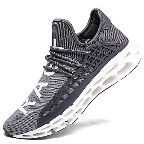 Blade Apparel - XIDISO Men Women Running Shoes Sneakers for Mens and Womens Fashion Casual Walking Shoes Outdoor Running Blade Sneakers