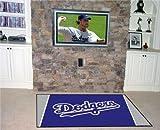 Los Angeles Dodgers Rug