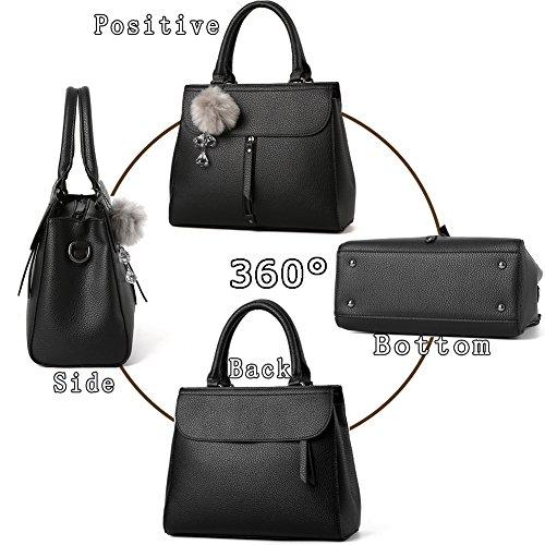Wave Bag Bag New Handbags Female Packet Black Women Ladies G AVERIL 2018 Messenger for Handbag pqHxwEtRYc