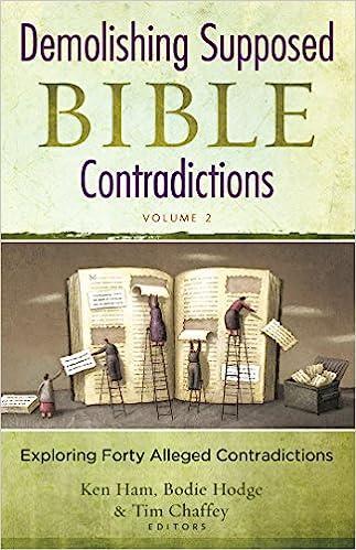 Demolishing Supposed Bible Contradictions Volume 2: Tim
