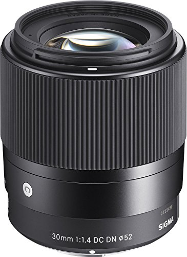 Fixed Frame Series Reference - Sigma 30mm F1.4 Contemporary DC DN Lens for Sony E