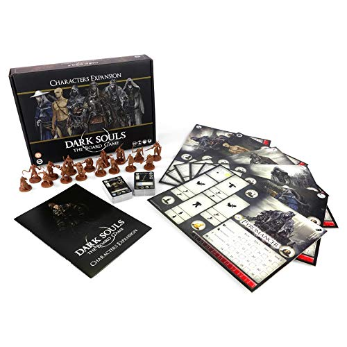 Dark Souls: Character Expansion - http://coolthings.us