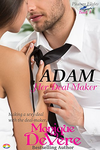 ADAM: Her Deal Maker (Pleasure Flights Book 1)