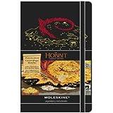 Moleskine The Hobbit Limited Edition Hard Plain Pocket Notebook 2013 - Black