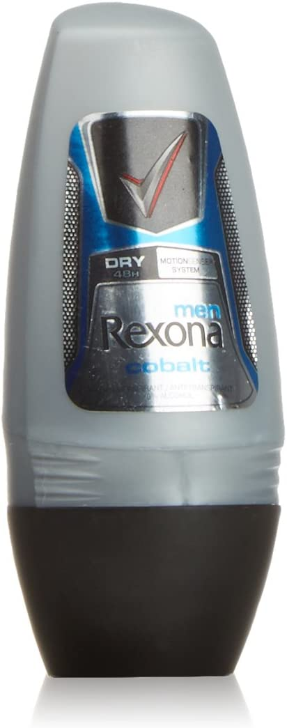 Rexona Desodorante Antitranspirante Cobalt Venus Roll On 50Ml