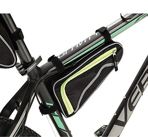 Borsello Spallaccio Hero per bicicletta Mountain Bike Trekking modello Down Tube