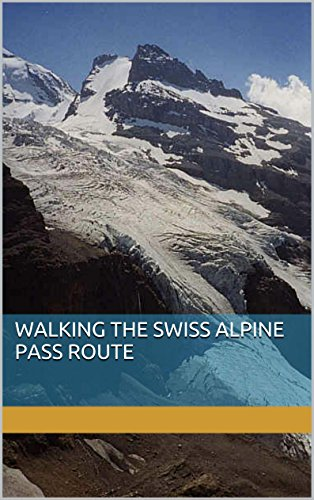Used, Walking the Swiss Alpine Pass Route for sale  Delivered anywhere in USA